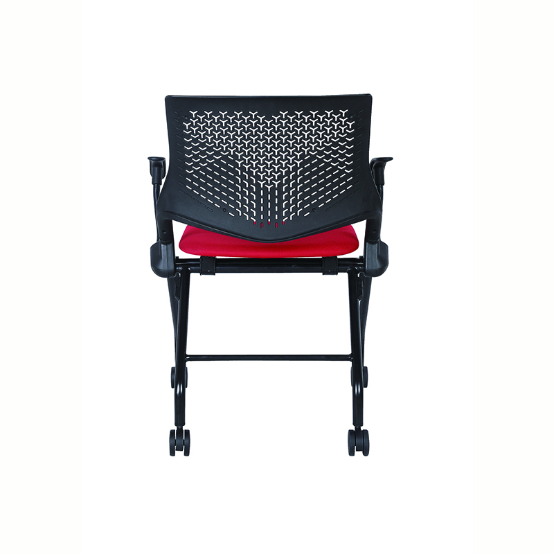 KB-5815 Wholesale Staff Chair Conference Folding Chair with Armrest