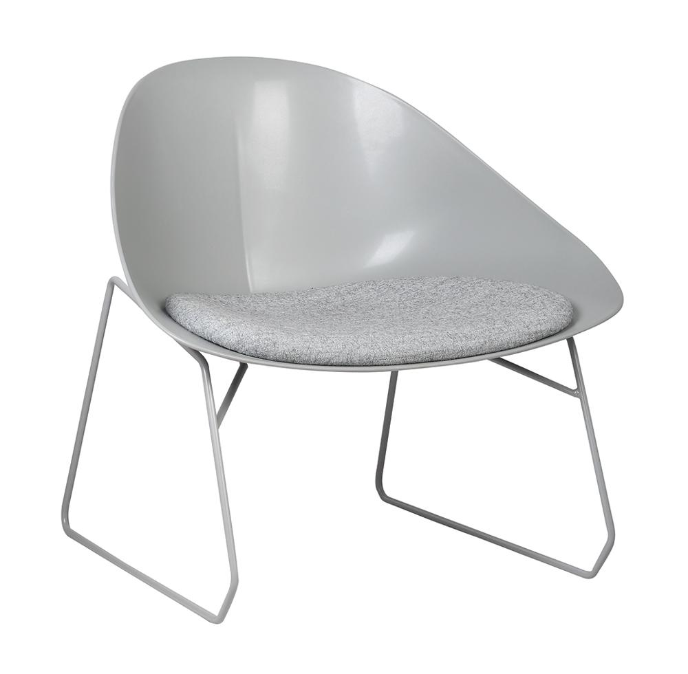 Nordic Europe Hotel Modern Coffee Leisure Chair