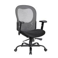 KB-8923 Popular Economic Swivel Black Office Chair