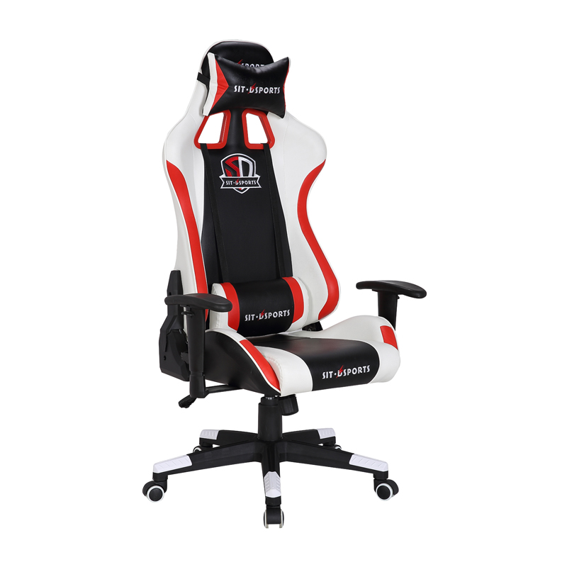 KB-8201 New High Back Racing Style Chair Ergonomic Swivel Office Desk Chair Gaming Chair