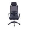 Factory supplier high back office mesh chair executive office chair with headrest