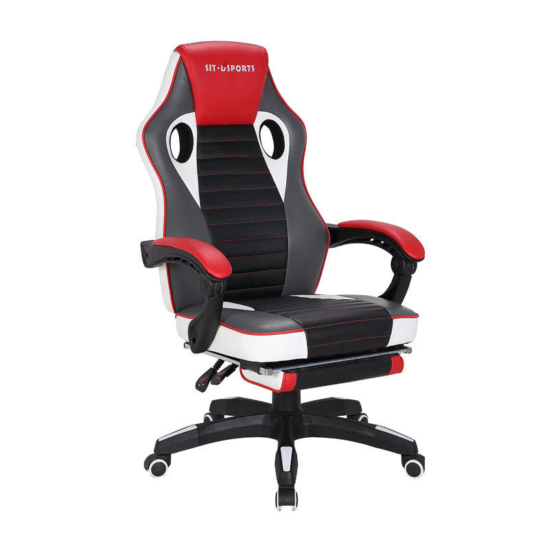 KB-8108 Cheap Gaming Chair Pu Office Chair Anji Pc Gamer Chair for Gamer